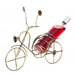 Stojak na butelkę rower
