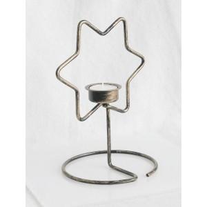 Świecznik stołowy Gwiazdka