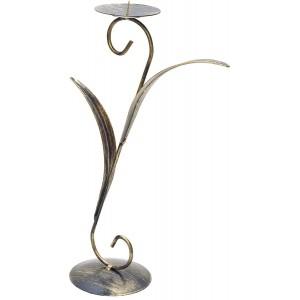 Świecznik stołowy pojedynczy
