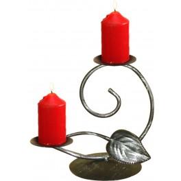 Świecznik stołowy